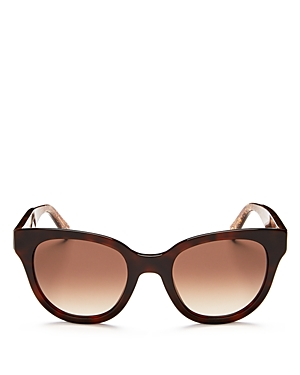 Marc Jacobs Pantos Round Sunglasses, 50mm