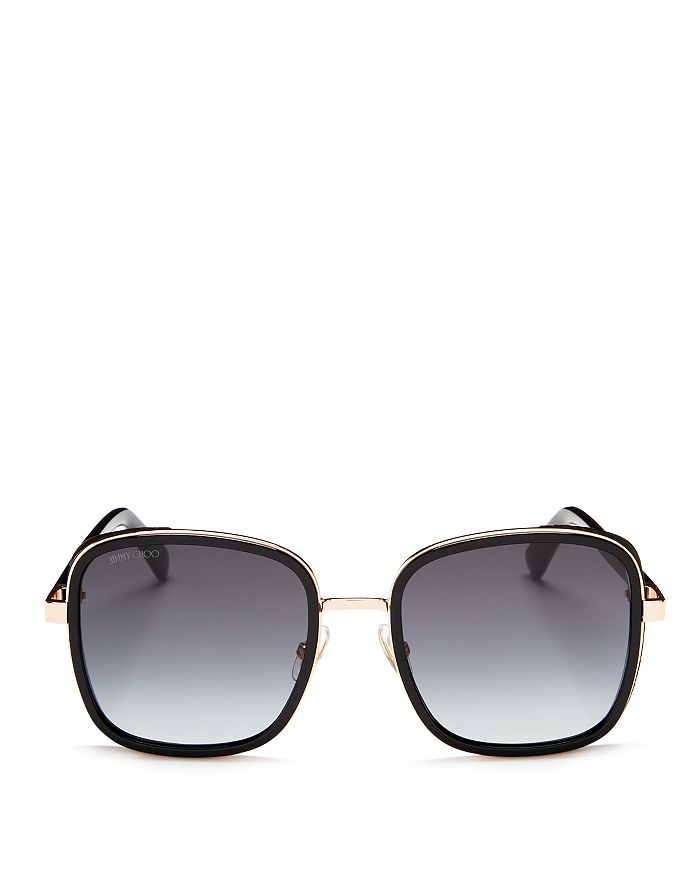 Jimmy Choo - Women's Elva Square Sunglasses, 54mm