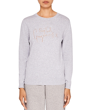 Ted Baker Ted Says Relax Leena Drop Ted Gorgeous Sweater
