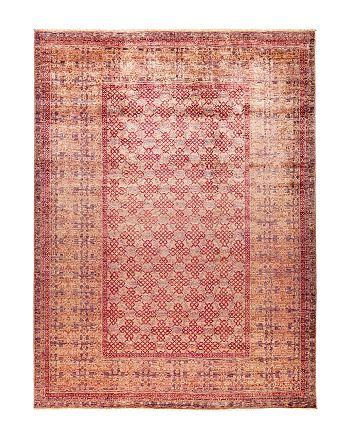 Solo Rugs - Eclectic Area Rug, 9' x 12'