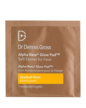Dr. Dennis Gross Skincare - Alpha Beta® Gradual Glow Pad Self-Tanner For Face, 20 Pack