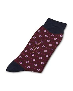 Ted Baker Coudre Spot Socks