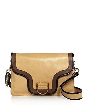 Marc Jacobs Uptown Envelope Medium Leather Shoulder Bag