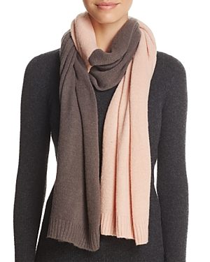 Echo Soft Stretch Color-Block Scarf - 100% Exclusive