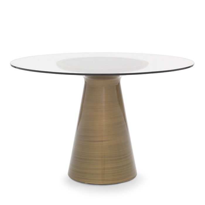 Mitchell Gold Bob Williams Addie 48 Round Dining Table Bloomingdales