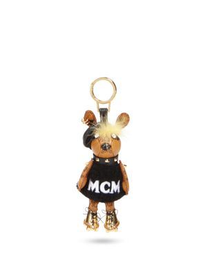 Mcm Punk Rabbit Bag Charm