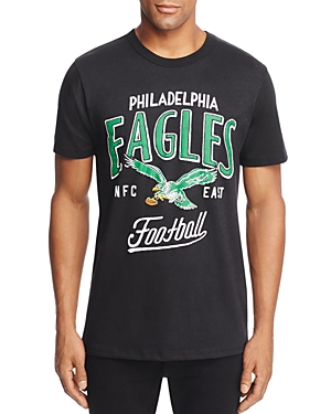 Junk Food Eagles Kickoff Crewneck Short Sleeve Tee