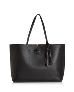 dad73a3970 Wandel Medium Reversible Leather Shopper. Even More Options (6). Tory Burch
