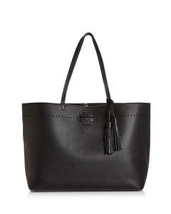 c3da3fdc405d Tory Burch McGraw Leather Hobo Bag