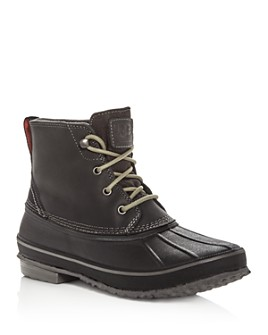 UGG® - Men's Zetik Waterproof Leather Duck Boots