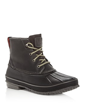 UGG® - Men's Zetik Waterproof Leather Duck Boots