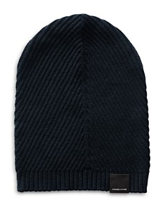 Canada Goose - Contour Ribbed Knit Wool Beanie