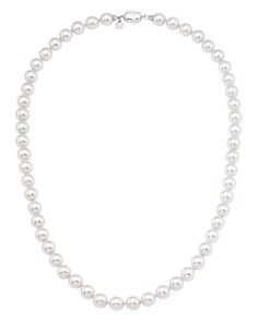 "Majorica Simulated Pearl Collar Strand Necklace, 18"" - Bloomingdale's_0"