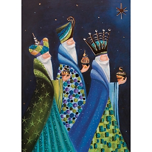 Design Design Three Wise Men Cards, Box of 8