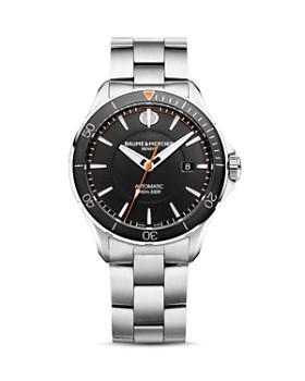 Baume & Mercier - Clifton Watch, 40mm