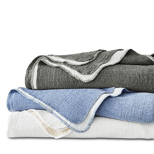 Coyuchi - Organic Cotton Cozy Blanket, King