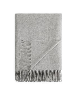 Fraas - Solid Cashmere Throw - 100% Exclusive