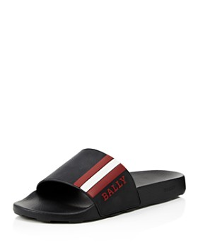 d218c0b8ebb6 Bally - Men s Saxor Slides ...