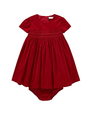 Ralph Lauren Girls Corduroy Dress  Bloomers Set  Baby