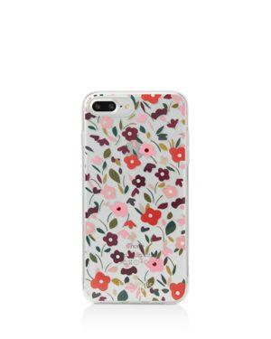 kate spade new york Jeweled Boho Floral iPhone 7 Plus Case