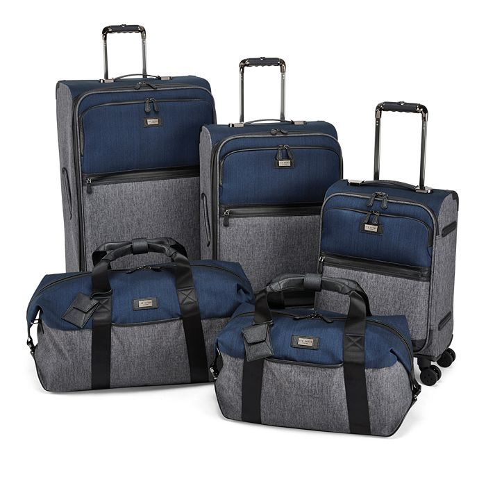 cb889095fe1 Ted Baker Brunswick Luggage Collection | Bloomingdale's