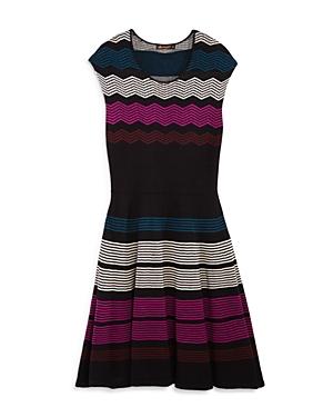 Ella Moss Girls Knit Sweater Dress  Big Kid
