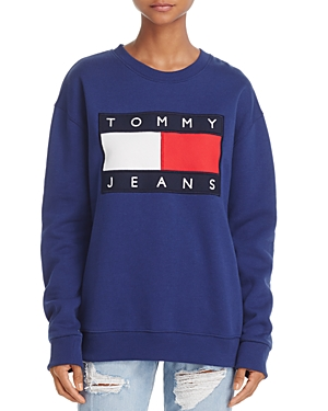 Tommy Jeans '90s Logo Sweatshirt at Bloomingdale's