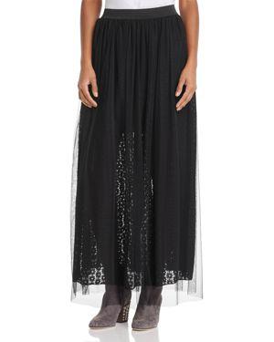 Molly Bracken Tulle Maxi Skirt