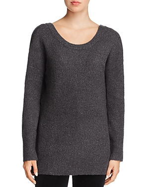 French Connection Urban Flossy Scoop-Back Sweater