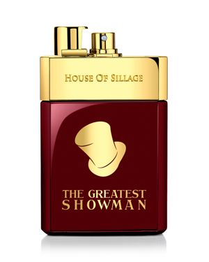 HOUSE OF SILLAGE THE GREATEST SHOWMAN FOR HIM EAU DE PARFUM LIMITED EDITION - 100% EXCLUSIVE