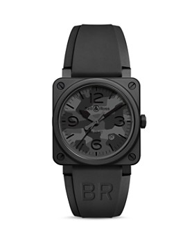 Bell & Ross - BR 03-92 Black Camo Watch, 42mm