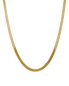 Bloomingdale's 14K Yellow Gold 5mm Herringbone Chain Necklace - 100% Exclusive_0