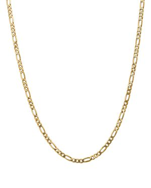 Bloomingdale's 14K Yellow Gold 4mm Flat Figaro Chain Necklace, 20 - 100% Exclusive