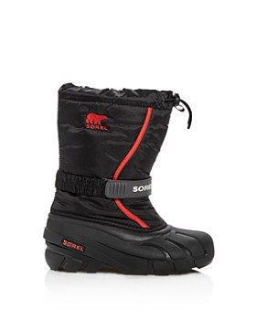 Sorel - Boys' Flurry Waterproof Boots - Toddler, Little Kid, Big Kid
