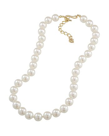 """Carolee - Beaded Necklace, 18"""""""