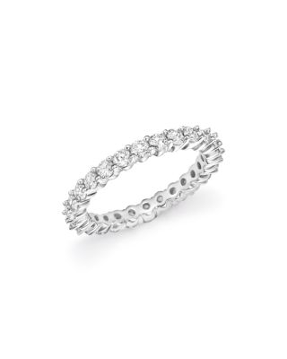Diamond Eternity Band in 14K White Gold, 1.0 ct. t.w. - 100% Exclusive