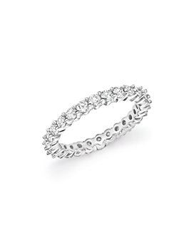 Bloomingdale's - Diamond Eternity Band in 14K White Gold - 100% Exclusive