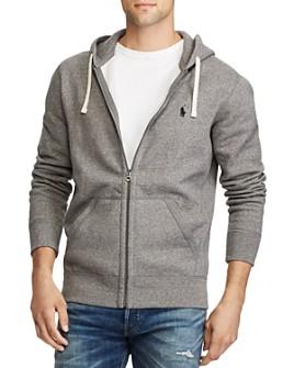 Polo Ralph Lauren - Full-Zip Fleece Hoodie