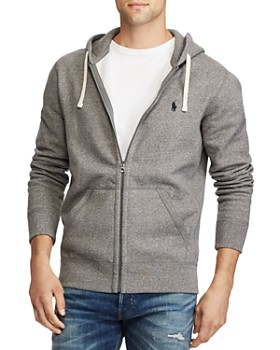 e35104150ef8 Polo Ralph Lauren - Full-Zip Fleece Hoodie ...