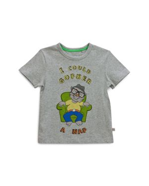 Sovereign Code Boys' I Could Gopher a Nap Graphic Tee - Little Kid thumbnail