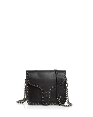 Rebecca Minkoff Midnighter Mini Leather Messenger 2734161