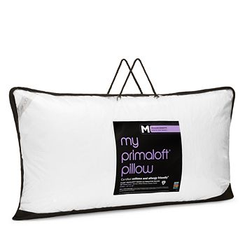 Bloomingdale's - My Primaloft Asthma & Allergy Friendly Medium Pillow, King - 100% Exclusive