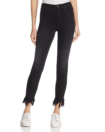 Joe's Jeans - The Charlie Ankle Skinny Jeans in Shellie