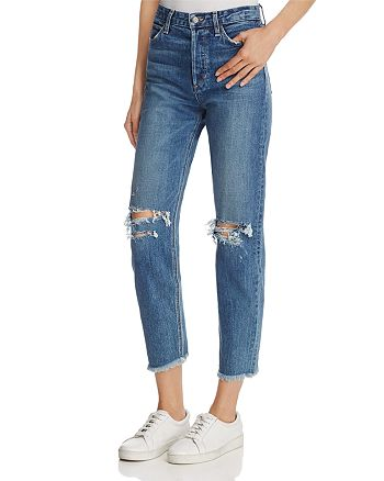Joe's Jeans - The High-Rise Smith Ankle Jeans In Rashida
