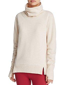 Alo Yoga - Haze Turtleneck Sweatshirt