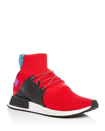 7b9ca996fdb78 Adidas - Men s NMD XR1 Winter Knit High Top Sneakers