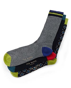 Ted Baker Belsize Socks Gift Set, Pack of 3