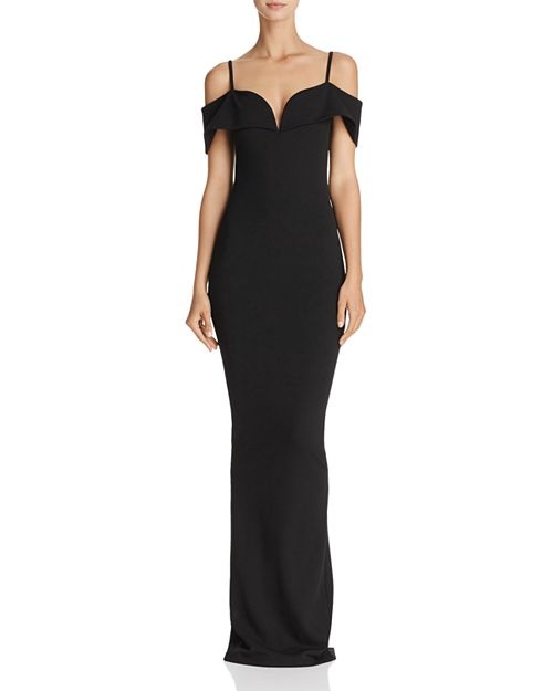 Nookie - Pretty Belle Cold-Shoulder Gown