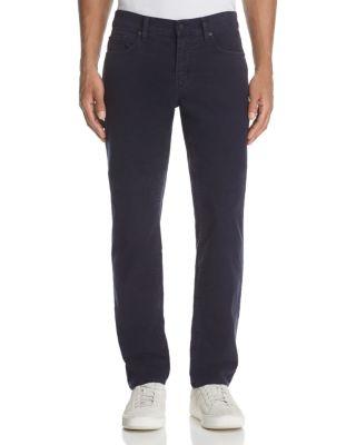 $J Brand Tyler Slim Fit Moleskin Pants in Baron - Bloomingdale's
