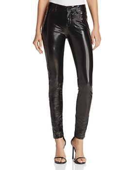 BLANKNYC - Faux Patent Leather Pants - 100% Exclusive
